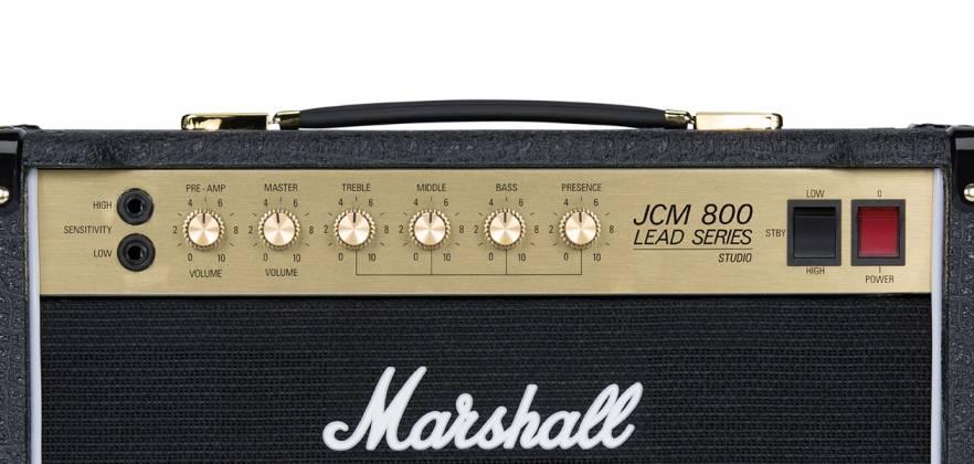 "Marshall SC20C Studio Classic 20/5-watt 1x10"" Tube Combo Amp sc-20-c Product Image 5"