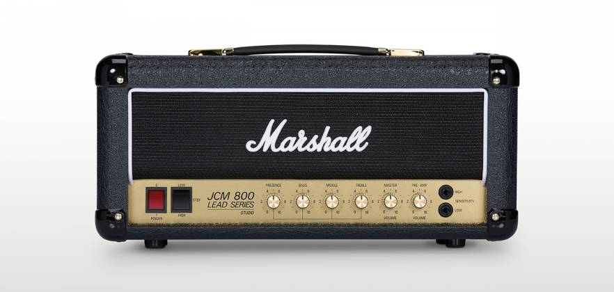 Marshall SC20H Studio Classic 20/5-watt Tube Head sc-20-h Product Image 2