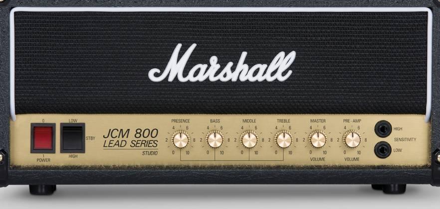 Marshall SC20H Studio Classic 20/5-watt Tube Head sc-20-h Product Image 6