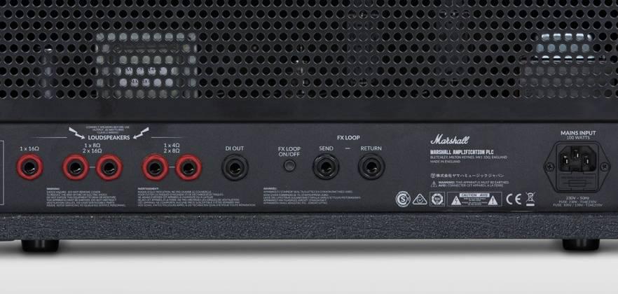 Marshall SC20H Studio Classic 20/5-watt Tube Head sc-20-h Product Image 7