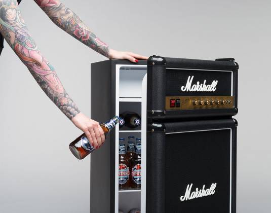 Marshall MF-110-NA 4.4 Cubic Feet High Capacity Bar Fridge and Freezer - LIMITED QTY Product Image 14