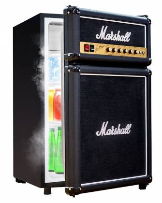 Marshall MF-110-NA 4.4 Cubic Feet High Capacity Bar Fridge and Freezer - LIMITED QTY Product Image 16