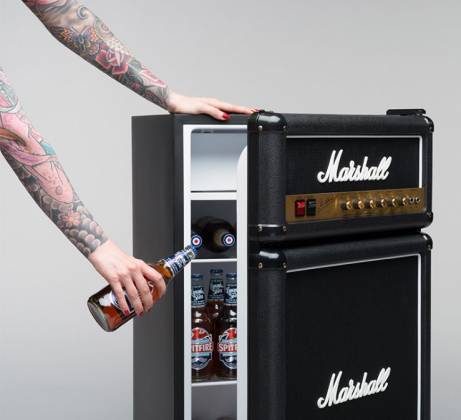 Marshall MF-110-NA 4.4 Cubic Feet High Capacity Bar Fridge and Freezer - LIMITED QTY Product Image 4
