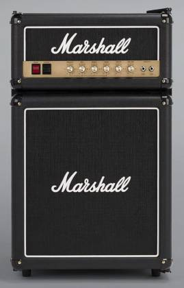 Marshall MF3 2-NA Mini Fridge with Genuine Marshall Amp Parts - LIMITED QTY