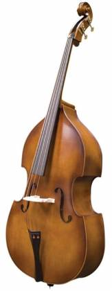 Menzel MDBT95 Acoustic Double Bass with Bag Product Image 2