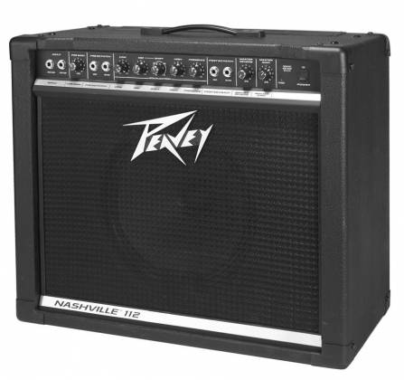 Peavey 00459770 NASHVILLE 112 80W Compact Pedal Steel Combo Guitar Amplifier Product Image 2