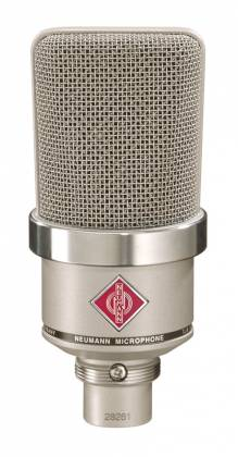 Neumann TLM 102 STUDIOSET Large-Diaphragm Condenser Microphone in Nickel-Studio Set Product Image 3