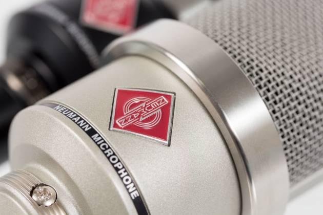 Neumann TLM 102 STUDIOSET Large-Diaphragm Condenser Microphone in Nickel-Studio Set Product Image 10