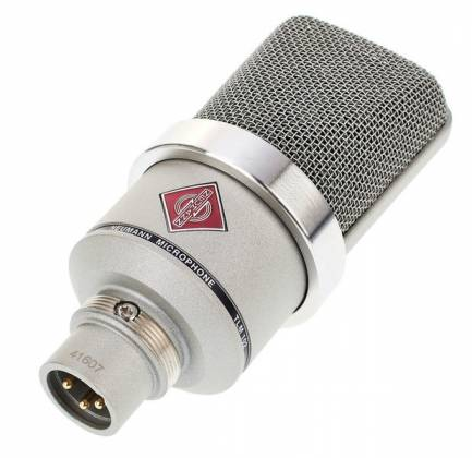 Neumann TLM 102 STUDIOSET Large-Diaphragm Condenser Microphone in Nickel-Studio Set Product Image 4