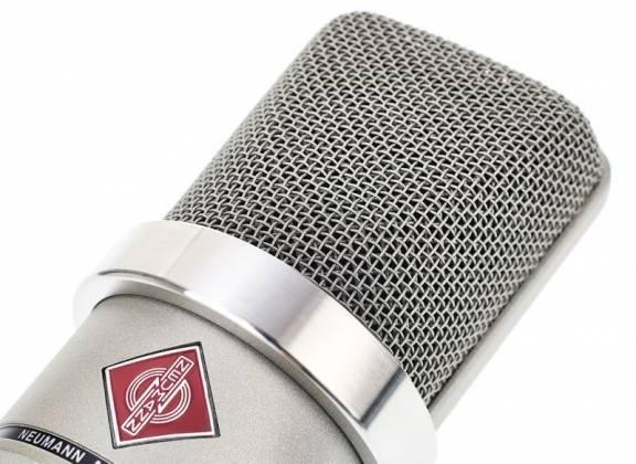 Neumann TLM 102 STUDIOSET Large-Diaphragm Condenser Microphone in Nickel-Studio Set Product Image 5
