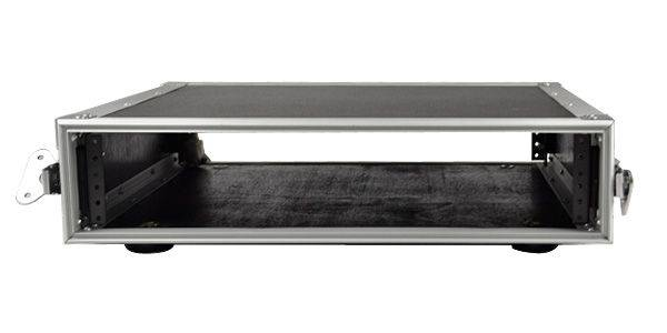"""Road Ready RR2UAD 2U Deluxe Amplifier Rack Case – 18"""" body depth Product Image 5"""