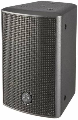 Wharfedale Pro Programme 105T Black 2 Way Passive Loudspeaker with 5 Inch High Power Woofer in Black   Product Image 2