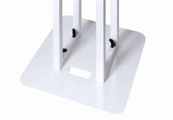 Novopro PS1XL Variable Height Podium Stand 68.8 Inch Max Height Product Image 12