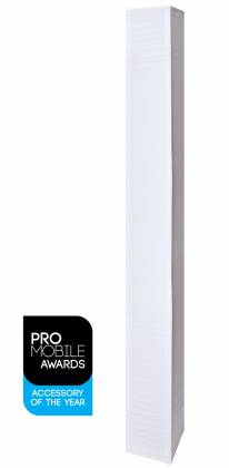 Novopro PS1XXL Variable Height Podium Stand 98 Inch Max Height Product Image 14