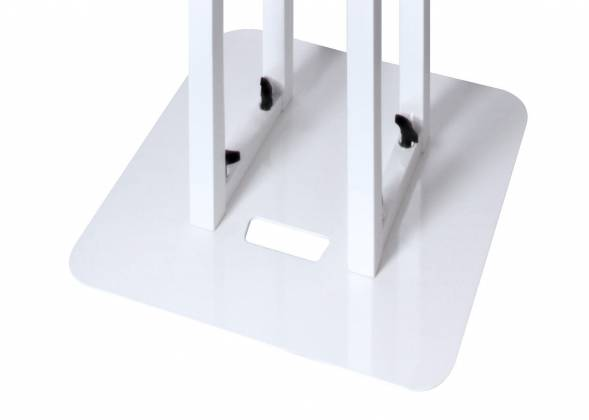Novopro PS1XXL Variable Height Podium Stand 98 Inch Max Height Product Image 18