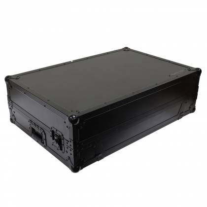 Odyssey FFXGSDDJ1000WBL FX Glide Style DJ Controller Case with 1U Rack Space Product Image 7