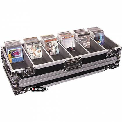 Odyssey FZCD480 Flight Zone Ata Cd Case: Holds 160 Cd Jewel Cases Or 480 Cd View Packs Product Image 2