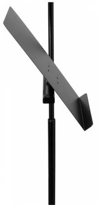 On Stage Stands MSA7011 U-Mount Clamp-On Bookplate Product Image 10