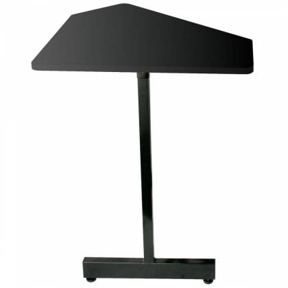 On Stage Stands WSC7500B Black WS7500 Series Workstation Corner Accessory Product Image 2