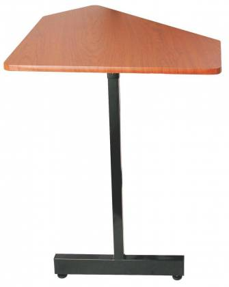 On Stage Stands WSC7500RB Rosewood WS7500 Series Workstation Corner Accessory Product Image 2