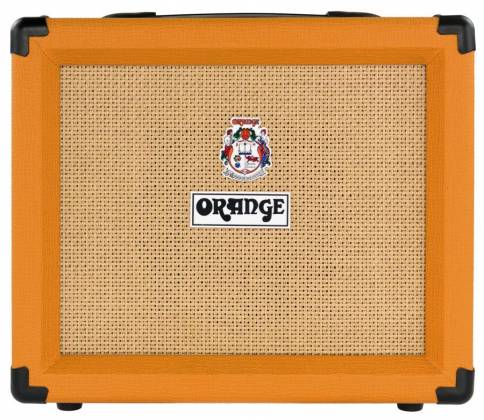 Orange CRUSH 20RT 20W Twin Channel Guitar Amplifier Combo with Reverb & Tuner Product Image 2
