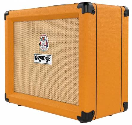 Orange CRUSH 20RT 20W Twin Channel Guitar Amplifier Combo with Reverb & Tuner Product Image 3