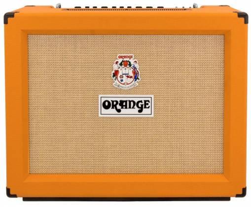 Orange RK50C MKIII 212 Rockerverb MK3 50 Watt 2 Channel 2x12 Combo Guitar Amplifier Product Image 2