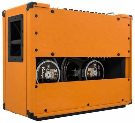 Orange RK50C MKIII 212 Rockerverb MK3 50 Watt 2 Channel 2x12 Combo Guitar Amplifier Product Image 5