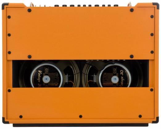 Orange RK50C MKIII 212 Rockerverb MK3 50 Watt 2 Channel 2x12 Combo Guitar Amplifier Product Image 6