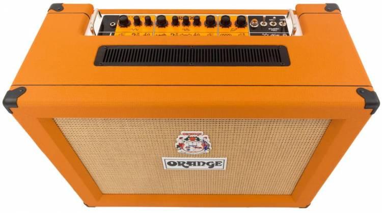 Orange RK50C MKIII 212 Rockerverb MK3 50 Watt 2 Channel 2x12 Combo Guitar Amplifier Product Image 9