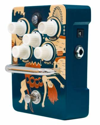 Orange KONGPRESSOR Analogue Class A Compression Pedal Product Image 2