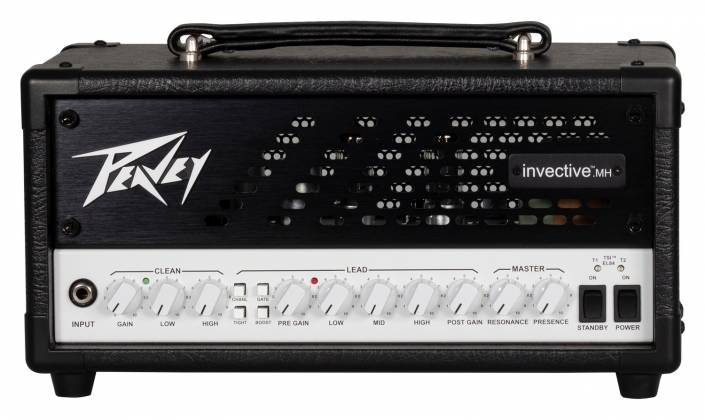 Peavey 03618470 Invective MH Tube Guitar Amplifier Mini Head Product Image 2