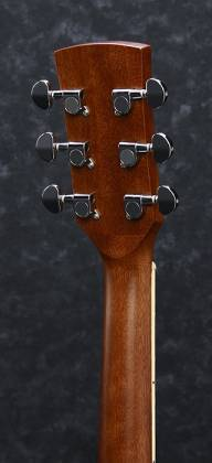 Ibanez PF17ECE-LG-d PF Series 6 String Acoustic Electric Guitar in Natural Low Gloss (discontinued clearance)  (Prior Year Model) Product Image 5