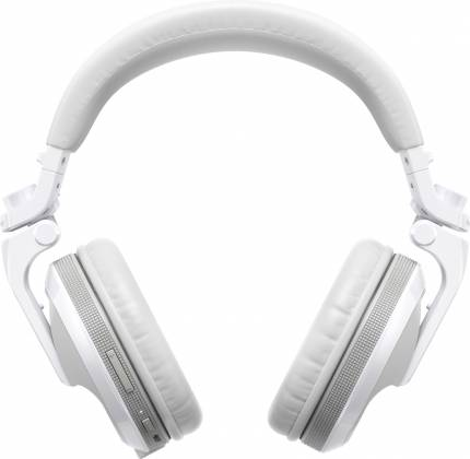 Pioneer DJ HDJ-X5BT-W Over-ear DJ headphones with Bluetooth-Gloss White Product Image 4