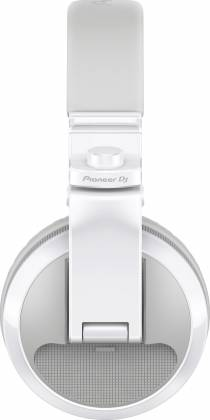 Pioneer DJ HDJ-X5BT-W Over-ear DJ headphones with Bluetooth-Gloss White Product Image 5