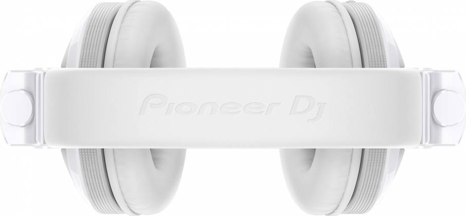Pioneer DJ HDJ-X5BT-W Over-ear DJ headphones with Bluetooth-Gloss White Product Image 6