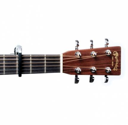 Silver Planet Waves NS Tri-Action Capo