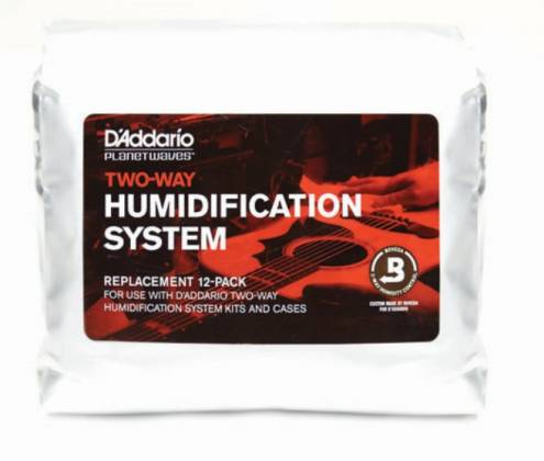 Planet Waves PW-HPRP-12 Two-Way Humidification Replacement-12 pack Product Image 2