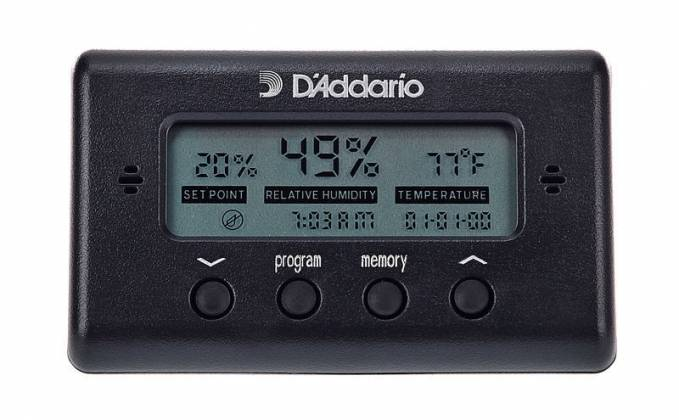 Planet Waves PW-HTS Hygrometer Humidity & Temperature Sensor Product Image 4