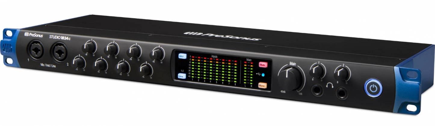 Presonus Studio 1824C 18x20 USB-C Audio Interface