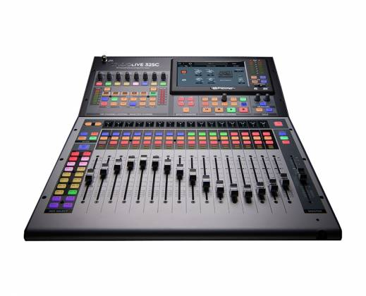 Presonus StudioLive 32SC Series III S 32-Channel Subcompact Digital Mixer Product Image 3