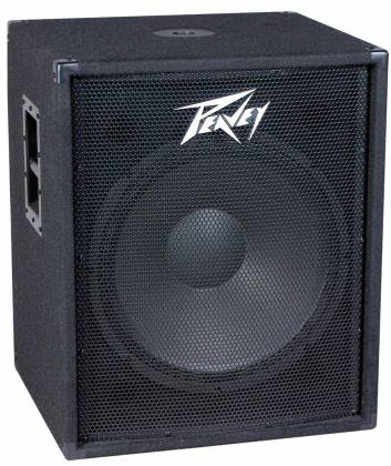 Peavey 00573840 PV 118 Single 18 Inch 400W Passive Subwoofer Product Image 3