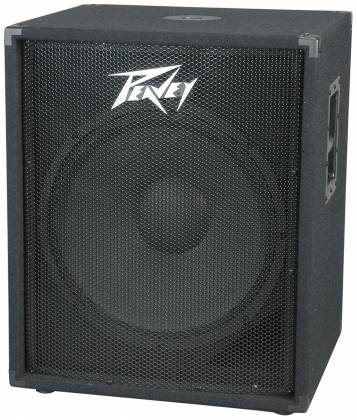 Peavey 00573840 PV 118 Single 18 Inch 400W Passive Subwoofer Product Image 4