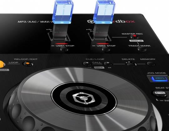 Pioneer DJ XDJ-RR All-In-One DJ System for rekordbox Product Image 9