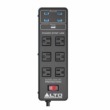 Alto ProGrade-Power Strip with Surge Protection and USB Hub – (discontinued clearance) Product Image 3