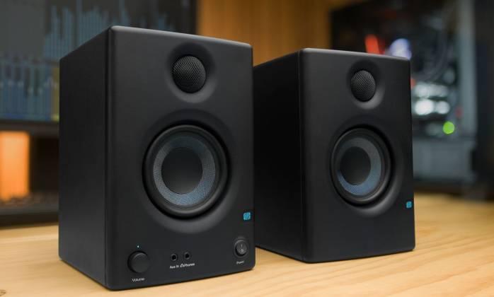 Presonus ERIS E3.5 Eris Series 3.5-inch Active Studio Monitors (pair) eris-e-3-5 Product Image 2