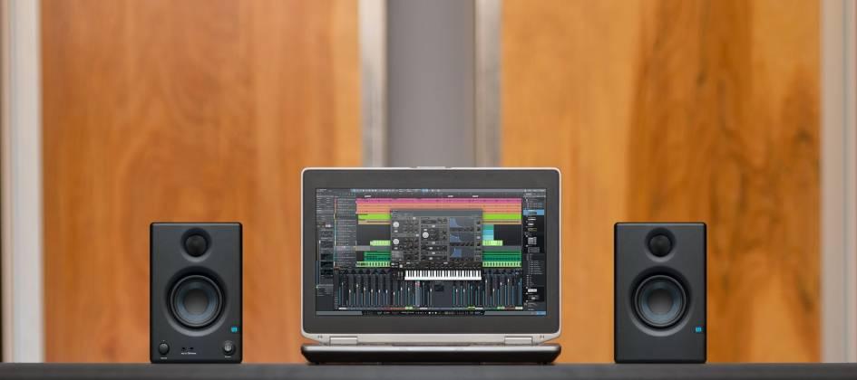 Presonus ERIS E3.5 Eris Series 3.5-inch Active Studio Monitors (pair) eris-e-3-5 Product Image 4