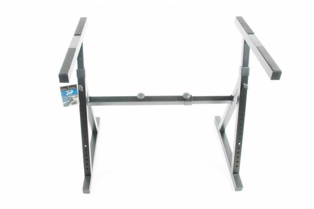 Profile KDS 450 MA Adjustable Keyboard or Mixer Stand - Black profile-kds450-ma Product Image 2