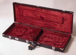 Profile PRC300-E Rectangular Hardshell Electric Guitar Case Product Image 3