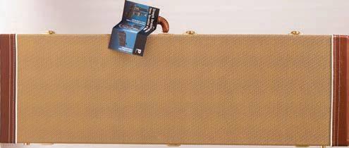 Profile PRC300TW-E Rectangular Tweed Hardshell Electric Guitar Case Product Image 3